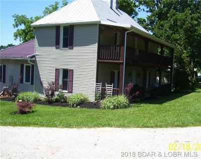 Barnett Single Family Home For Sale: 21168 Hwy Aa