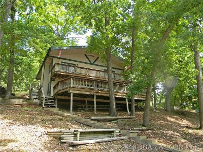 Camdenton Single Family Home For Sale: 1025 Osage Highlands Loop