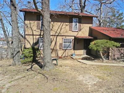Osage Beach MO Single Family Home For Sale: $79,900