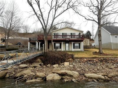 Camdenton Single Family Home For Sale: 1240 Fowlers Point