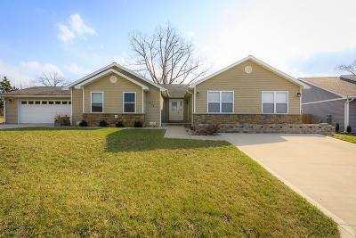 Osage Beach MO Single Family Home Contingent: $165,000