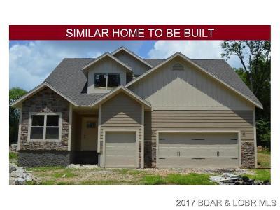Benton County, Camden County, Cole County, Dallas County, Laclede County, Miller County, Moniteau County, Morgan County, Pulaski County Single Family Home For Sale: Lot 15 Lani Lane