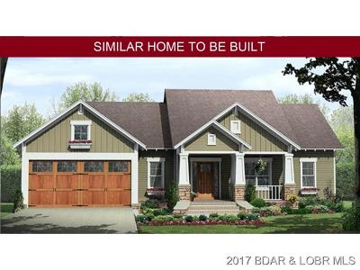Linn Creek Single Family Home For Sale: Lot 30 Myers Road