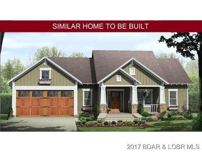 Benton County, Camden County, Cole County, Dallas County, Laclede County, Miller County, Moniteau County, Morgan County, Pulaski County Single Family Home For Sale: Lot 30 Myers Road