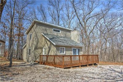 Rocky Mount Single Family Home For Sale: 11 Portwood Meadows Road