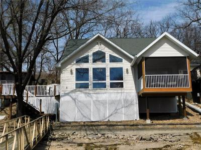Rocky Mount Single Family Home Contingent: 30826 Windy Lane