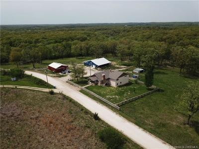 Farm & Ranch For Sale: 357 Witt Road