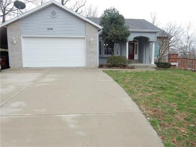Osage Beach Single Family Home For Sale: 1506 Hawk Island Drive