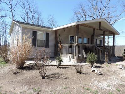 Eldon Single Family Home For Sale: 295 Witt Road