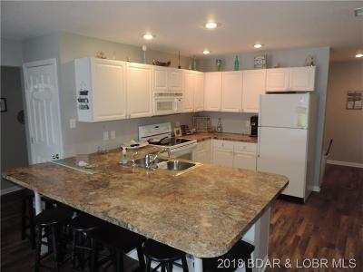 Osage Beach Condo For Sale: 1481 Ledges Drive #344
