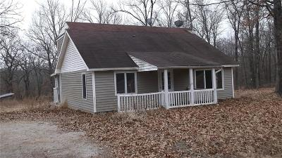 Gravois Mills Single Family Home Contingent: 28051 Hwy J