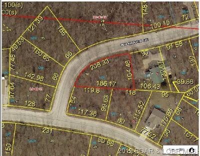 Lake Ozark Residential Lots & Land For Sale: Lot 1226 Woodhaven Circle
