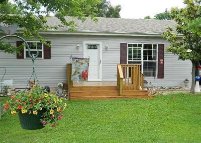 Camdenton Single Family Home For Sale: 109 Aaron Road