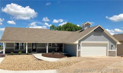 Lake Ozark Single Family Home For Sale: 34 Ginger Point
