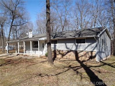 Camdenton Single Family Home For Sale: 1875 Dry Hollow Road