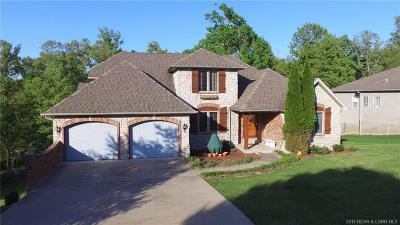 Osage Beach Single Family Home For Sale: 5795 Cobblestone Drive
