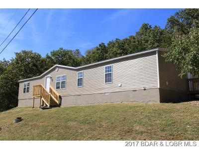 Lake Ozark MO Single Family Home For Sale: $92,900