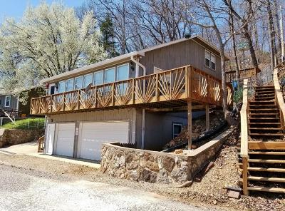 Single Family Home For Sale: 2557 Pine Cove Road