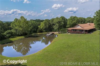 Gravois Mills Single Family Home For Sale: 2317 Ra Highway