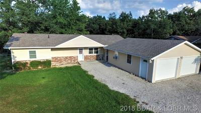 Camdenton Single Family Home For Sale: 4028 Old South Hwy 5