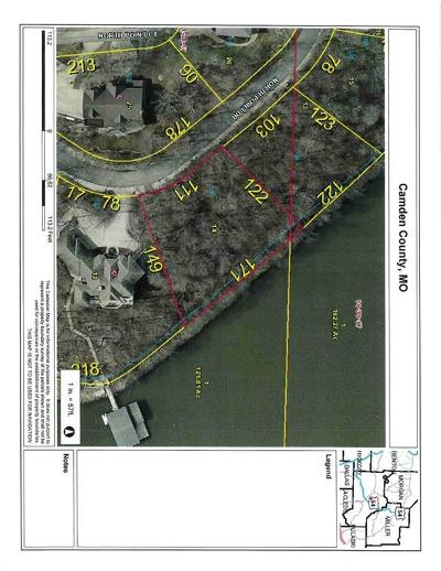 Benton County, Camden County, Cole County, Dallas County, Hickory County, Laclede County, Miller County, Moniteau County, Morgan County, Pulaski County Residential Lots & Land For Sale: 103 North Point Drive