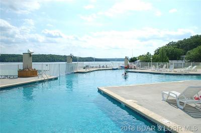 Osage Beach Condo For Sale: 4800 Eagle View Drive #2107