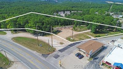 Lake Ozark Commercial For Sale: Tbd Bus. 54 & Fish Haven