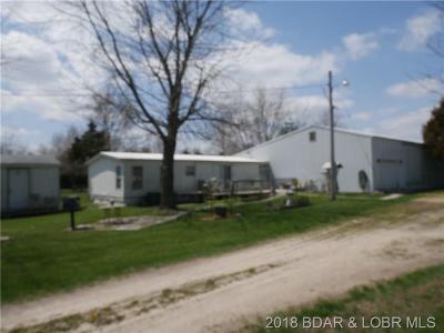 Barnett Single Family Home For Sale: 18031 Hwy 52