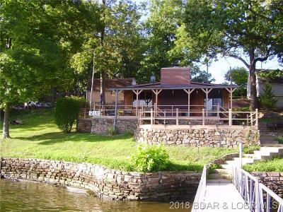 Climax Springs Single Family Home For Sale: 906 Cable Point Dr. Drive