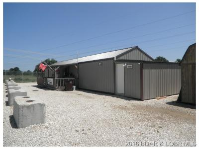 Camdenton Commercial For Sale: 652 South Highway 7