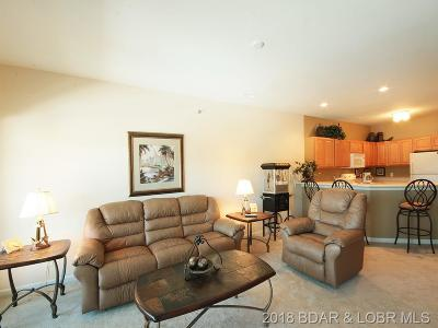 Lake Ozark Condo For Sale: 369 Bristol Bay #4A