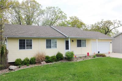 Osage Beach MO Single Family Home For Sale: $149,900