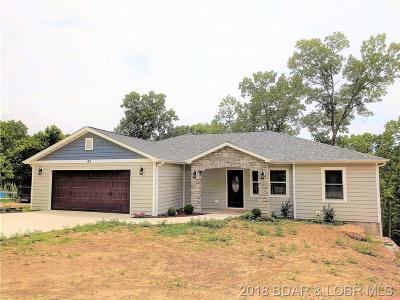 Lake Ozark Single Family Home For Sale: 67 Spring Road