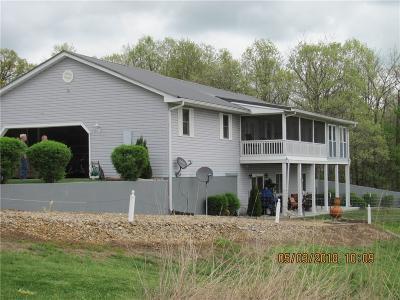Barnett Single Family Home For Sale: 23581 W Highway