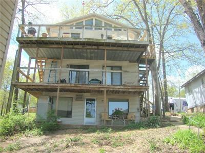 Gravois Mills Single Family Home For Sale: 31981 Knob Haven Road