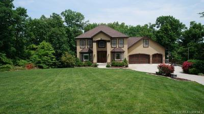 Lake Ozark MO Single Family Home For Sale: $395,000