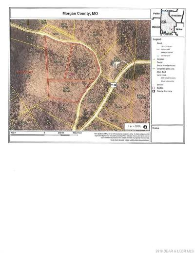 Rocky Mount Residential Lots & Land For Sale: 8.3actbd Eagle Pass (Y-10-R) Road