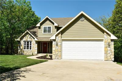 Lake Ozark Single Family Home For Sale: 147 Blackfoot Road