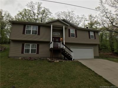 Lake Ozark Single Family Home For Sale: 123 Mockingbird Road