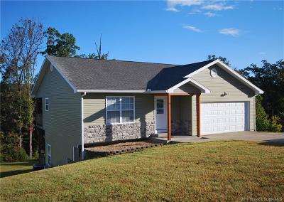Camdenton Single Family Home For Sale: 58 Carol Ann Court