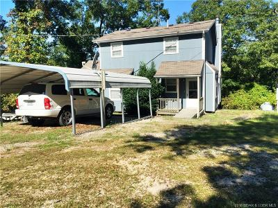 Stover Single Family Home For Sale: 3591 Durbin Road