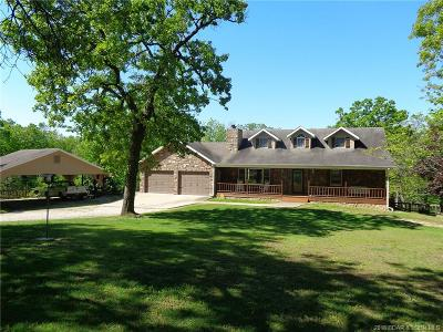 Gravois Mills Single Family Home For Sale: 27714 Cook Road