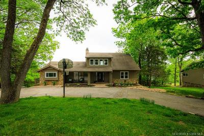 Lake Ozark Single Family Home For Sale: 412 Black Hawk Drive