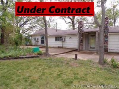 Camdenton Single Family Home For Sale: 192 Bumper Hill Road W