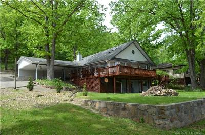 Climax Springs Single Family Home Contingent: 1123 Red Fox Road