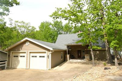Lake Ozark Single Family Home Contingent: 1400 Susan Road