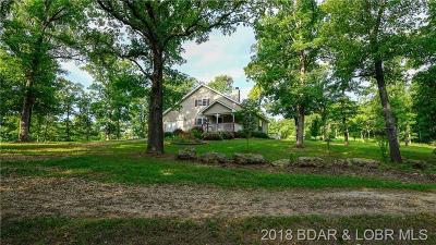 Macks Creek Single Family Home For Sale: 580 Broads Branch Road