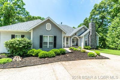 Camdenton Single Family Home For Sale: 1230 Secluded Wood Dr