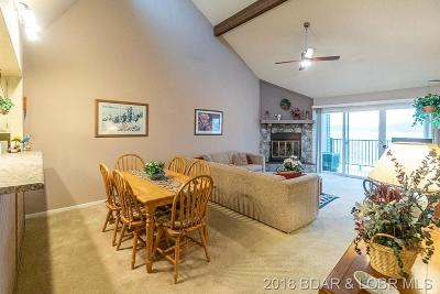 Lake Ozark Condo For Sale: 89 Wood Crest Drive #3C