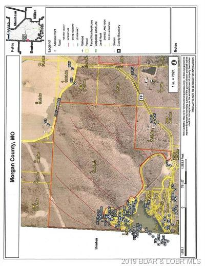 Camden County, Miller County, Morgan County Residential Lots & Land For Sale: Tbd Ff Highway
